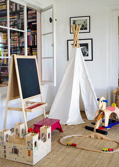 indoor teepees for kids summer time bliss bohemian. Black Bedroom Furniture Sets. Home Design Ideas